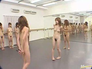japonijos, azijos merginos, japonija lytis
