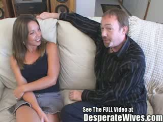 Judy Slut Wife's Sharing Session With Dirty D