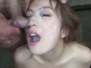 brunette, idéal deepthroat plus, japonais