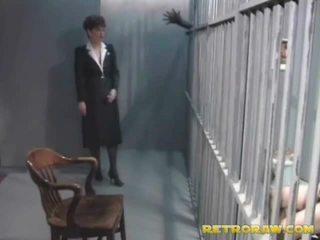 Een geil prisoner