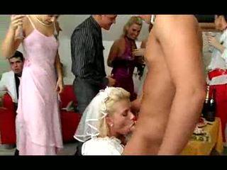 Bryllup orgie video