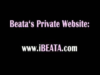 Beata likes 그것 언제 단단한 과 딜도 에 bum