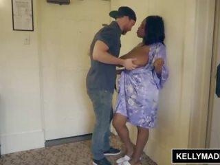 Kelly madison - ईबोनी बीबीडबलियू maserati cheats के लिए वाइट डिक