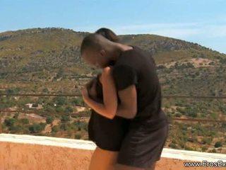 Ebony Exotic Lovemaking