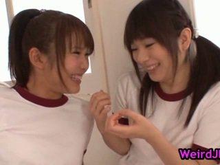 Smut harune maeda a megumi shono