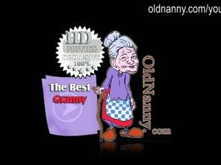 young, lesbians, granny
