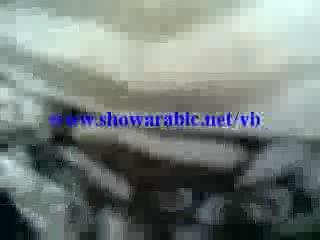 Arab hijab meitene nepieredzējošas uz automašīna video