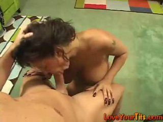 Alexis Silver Blows A Long Hard Meatpole
