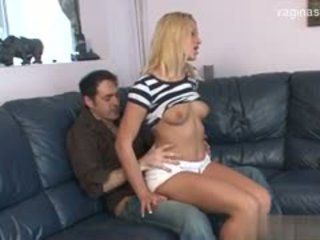 Sexy Pornstar Sex At Work