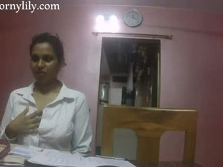 Indisch seks leraar geil lily liefde lesson