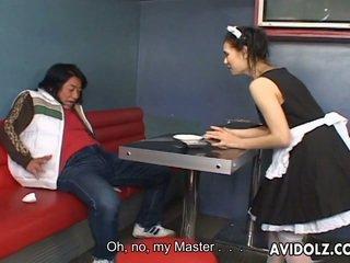 Maria ozawa erootiline kiss sisse valet vormiriietus
