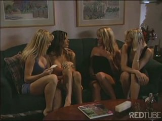 Lesbiete klizma debutantes homeparty ir karstās