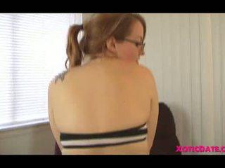 Mijn friend's sister heidi lets mij video- haar masturberen - xoticdate.com