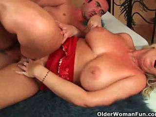 masturbating tube, more cougar, hottest glamour clip