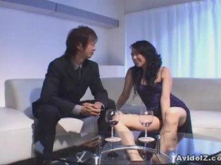 Chris ozawa bangs a hot japanese slut