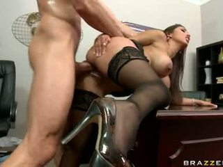 Sizzling honey Alexis Breeze just loves getting cummed after one hot fuck