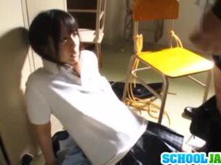 Lustful japonais écolière ruka