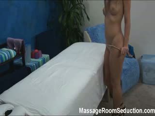 Amy Seduced And Fucked By Her Massage Therapist On Hidden
