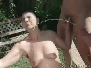 Γιαγιά Κατούρημα