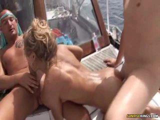 hardcore sex, laupījums, blondīnes