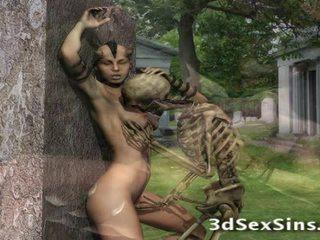 3d creatures souložit babes!