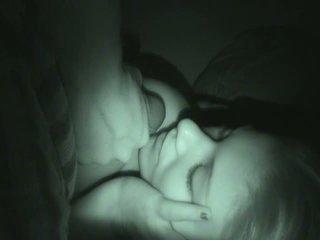 Lacey sleeping