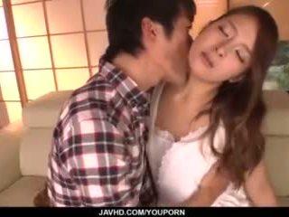 Nana ninomiya, forró feleség, amazes hubby -val teljesen porn