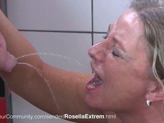 Sterben geile milf rosellaextrem trinkt pisse: kostenlos hd porno b0