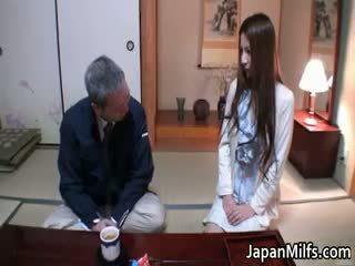 giapponese, interrazziale, maturo