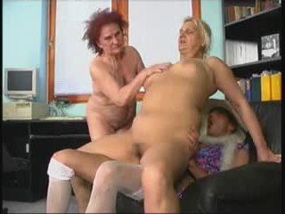Vecmāmiņa fucked