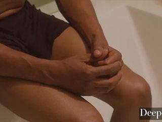 brunete, liels penis, maksts sex