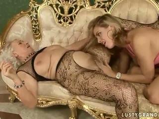 lesbischen sex, alt und jung, hd porn
