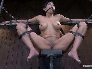 Beretta james has tortured uz an sensuous masochism motion