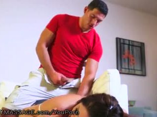 masturbatie, massage, mama