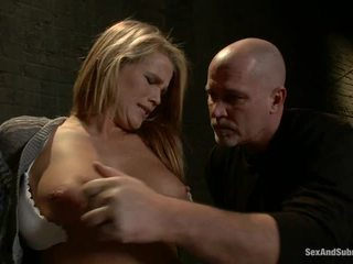Immature blondine aiden aspen has humiliated