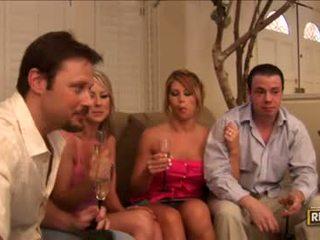 Brooke un carolyn swap husbands