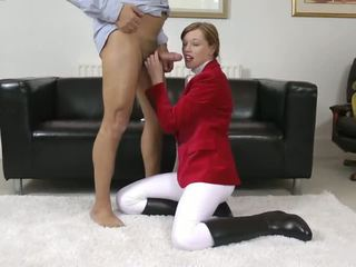 Sexy Girl Wants a Ride from Old Man, Free Porn 68