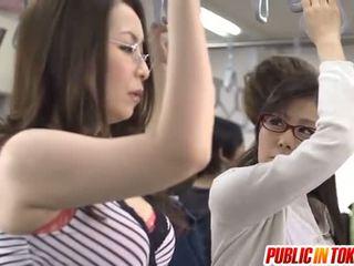giapponese, sesso pubblico, sesso di gruppo
