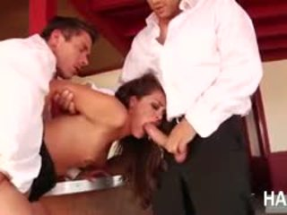 brunette quality, more blowjob, rated lick