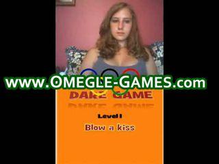 ティーン omegle ゲーム 2