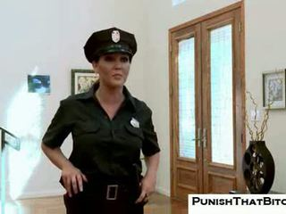 Claire dames punished