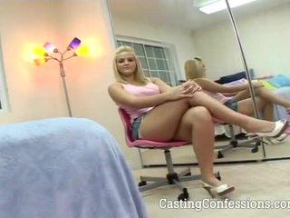 Alexis texas gets melemparkan untuk pertama porno video