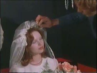 Uzbudinātas līgava trijatā