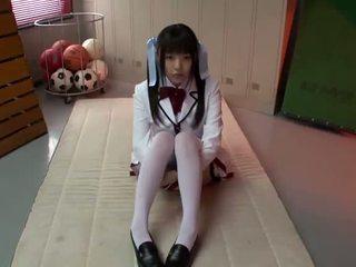 Sleaze Schoolbabe Tsubomi Hitomi Shaged In The Locker Room