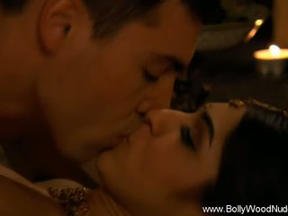Eksotiskas bollywood seksuāls passion