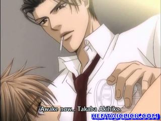 homoseksuāls, hentai, anime