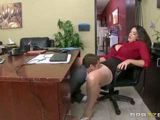 Brazzers - alison tyler has a little ofis fun