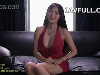 porno, grand, seins