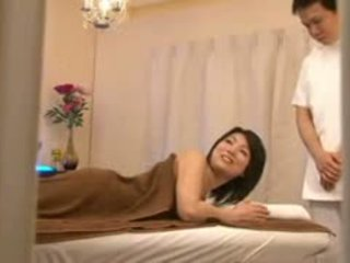Bridal salon massagen spycam