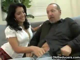 brunette, fucking pussy, blowjob